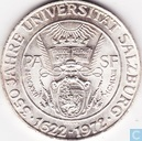 "Autriche 50 schilling 1972 ""350th Anniversary of the Salzburg University"""