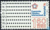 "Stamp exhibition ""Interphil 76"""