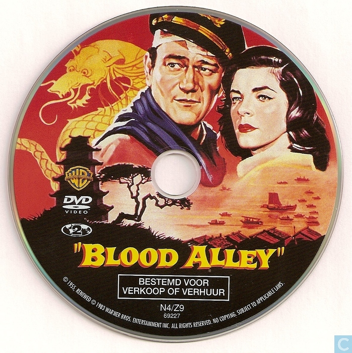 Blood Alley Blood Alley DVD Catawiki