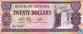 Guyana 20 Dollars ND (2009)
