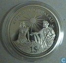 "Palau 1 dollar 1994 ""Independence"""