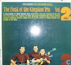 The Best of The Kingston Trio Vol. 2