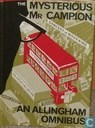 The Mysterious Mr.Campion.: an Allingham onibus