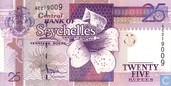 SEYCHELLES 25 Rupees
