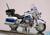 Harley-Davidson FLHR Road King 'Boston Police Department'