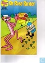 Comic Books - Pink Panther, The - rose pret