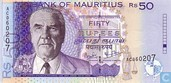 MAURICE 50 Rupees