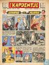 Comic Books - Kapoentje, 't (magazine) (Dutch) - 1947 nummer  21