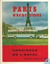 Paris excursions
