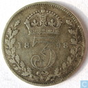 United Kingdom 3 pence 1898