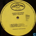 Disques vinyl et CD - Mayfield, Curtis - Sweet Exorcist