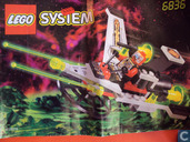 Lego 6836 V-Wing Fighter