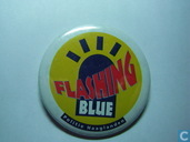 Flashing Blue
