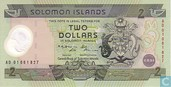 SALOMON ISLANDS  2 Dollars