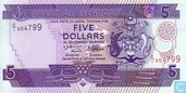 Solomon ISLANDS Dollars