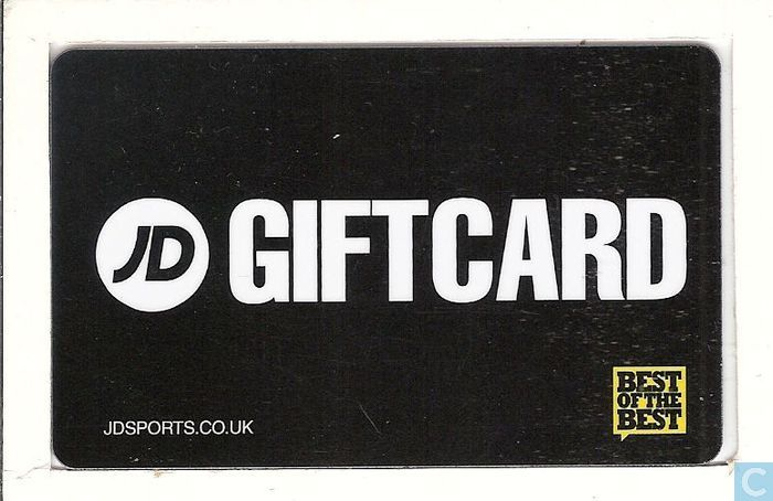 Carte Cadeau Jd Sport.Jd Sports Jd Sports Catawiki