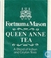 Queen Anne Tea