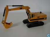 Caterpillar 225 rupsgraafmachine