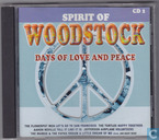 Spirit of Woodstock CD 2
