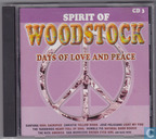 Spirit of woodstock CD 3