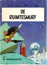 Comic Books - Smurfs, The - De ruimtesmurf + De regensmurfer