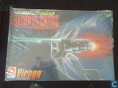 star wars VIRAGO plastic model kit