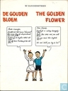 Comic Books - Willy and Wanda - De gouden bloem