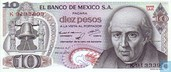 MEXIQUE 10 Pesos