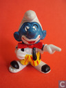 Clown Smurf