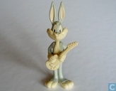Bugs Bunny with guitar