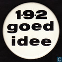 Veronica 192 - 192 goed idee button