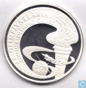 "Turkey 10.000 lira 1988 (PROOF - Cameo) ""1988 Summer Olympics"""