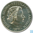 Netherlands Antilles 25 gulden 1977
