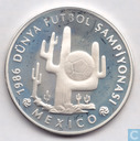 "Turkey 10.000 lira 1986 (PROOF) ""1986 FIFA World Cup - Mexico - Cactus"""