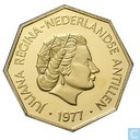 Netherlands Antilles 200 gulden 1977
