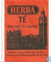 Té English blend