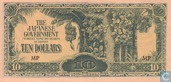 Malaya and British Borneo 10 Dollars