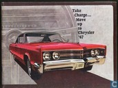 1967 Chrysler brochure