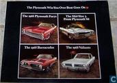 1968 Plymouth brochure