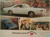 1967 Plymouth Barracuda brochure