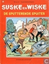 Comic Books - Willy and Wanda - De sputterende spuiter