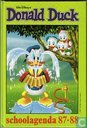Donald Duck schoolagenda 87-88