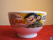 Breakfast bowl Gaston Lagaffe
