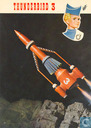Postcards - Vita Nova - 03 - Thunderbird 3 met piloot Alan Tracy
