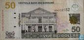 Suriname 50 Dollar 2006