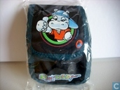 Der obergeile Happy Hippo Bag