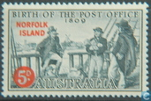 150 years of Australian mail
