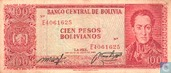 Bolivie 100 Bolivianos