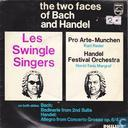 The Two Faces of Bach and Händel