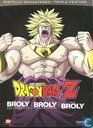 Broly, The Legendary Super Sayan + Broly, Second Coming + Bio Broly